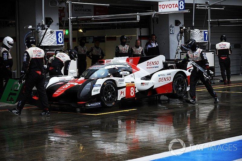 Fuji, 4° Ora: Toyota e safety car protagoniste della corsa
