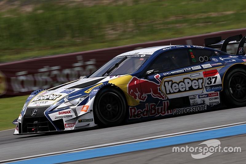 第7戦タイ決勝速報:#37 KeePer TOM'S LC500が完勝。ランク首位浮上