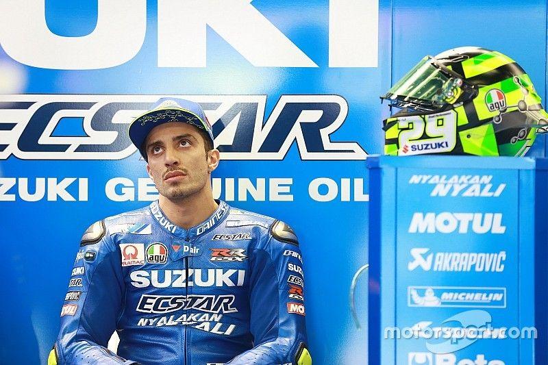 """Viñales: """"La falta de motivación no está ayudando a Suzuki"""""""