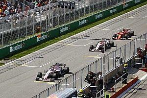 【F1】ペレス「オコンにリカルドをかわすことはできなかったはず」