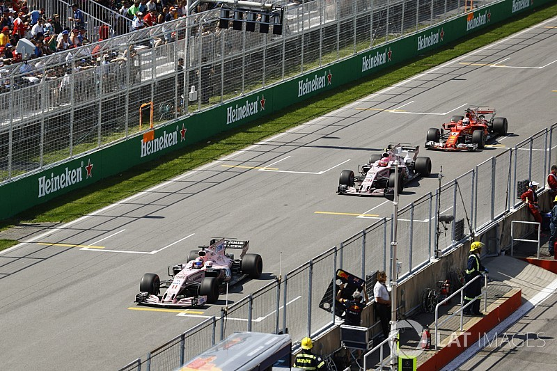 Perez insists he's a team player after Ocon controversy