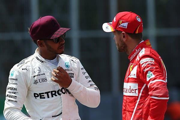 Formula 1 Breaking news Hamilton says Vettel