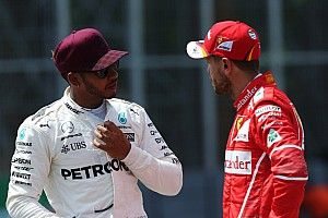 "Hamilton says Vettel ""disgraced himself"" with swerve"