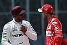 Hamilton says Vettel
