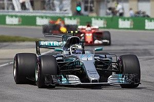 Bottas says he had Hamilton's pace in Canada
