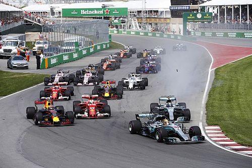 """Verstappen """"lucky"""" in Turn 1 incident - Vettel"""