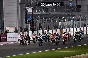 Review performa tim balap di MotoGP Qatar