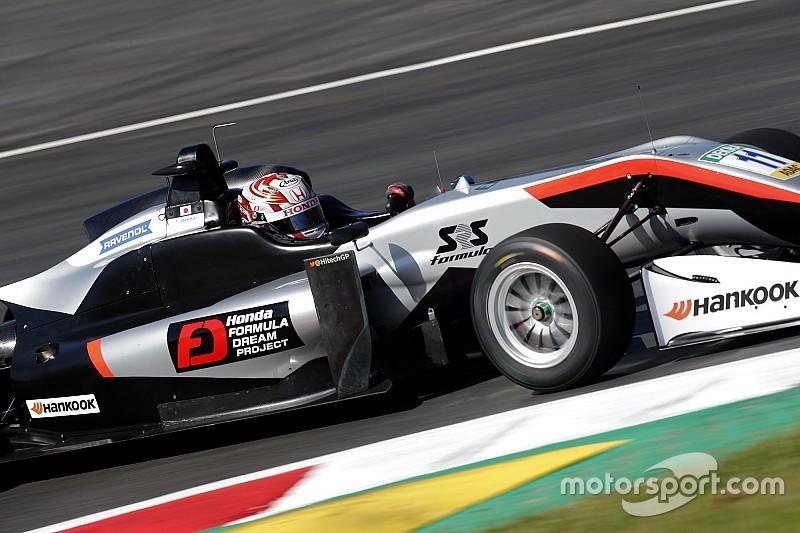 【F3ヨーロッパ】開幕戦レース1:初レースの牧野&佐藤、11位と16位で完走