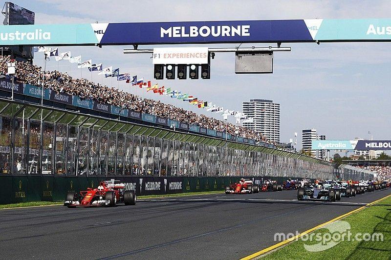 وايتينغ يشرح سبب إلغاء الانطلاقة الأولى لسباق أستراليا
