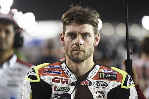 Crutchlow turned down Honda Suzuka ride