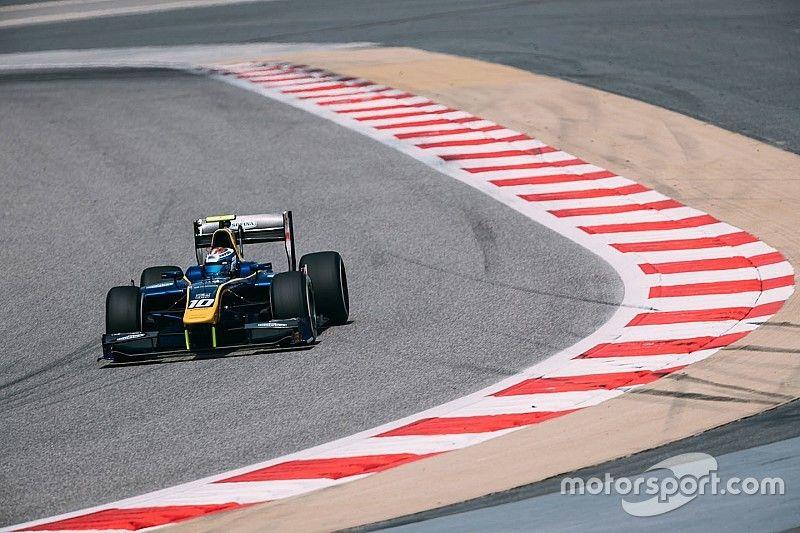 لاتيفي يتصدّر مجريات اليوم الثاني من تجارب الفورمولا 2 في البحرين