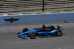 LIVE Video - IndyCar Test in Indianapolis