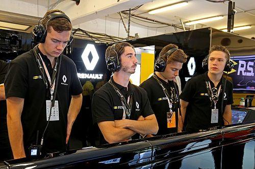 La Formule Renault Eurocup investit le paddock F1