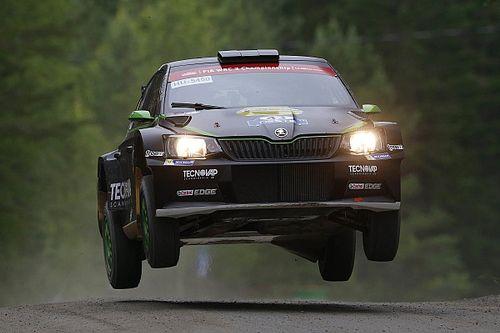 Scandola chiude il Rally di Finlandia al 10° posto in WRC2
