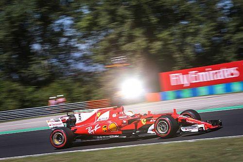 Formel 1 2017 in Budapest: Sebastian Vettel erobert die Pole-Position