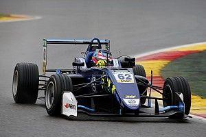 Габсбург впервые выиграл гонку Ф3