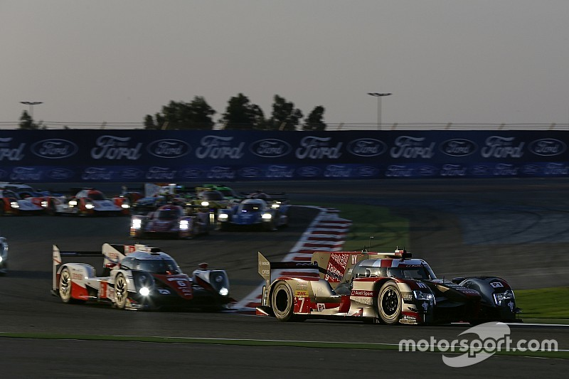 Toyota Of Surprise >> Audi Pace Took Toyota By Surprise In Bahrain Wec Finale