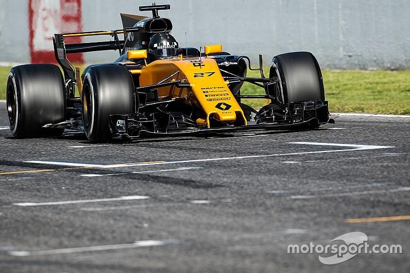 """Hülkenberg : marquer des points sera """"difficile"""" pour Renault"""