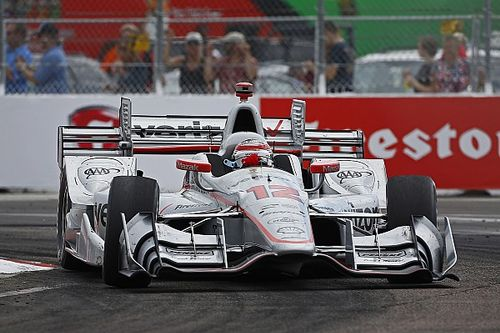 Will Power lleva a Penske al frente en Long Beach