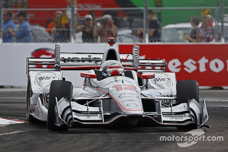 EL2 - Will Power place Chevrolet en tête