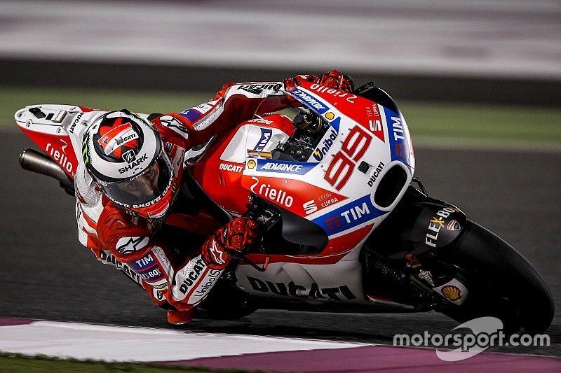 Jorge Lorenzo: MotoGP-Sieg in Katar wird schwierig
