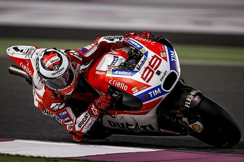 "Lorenzo admits Qatar victory bid will be ""difficult"""