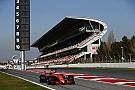El Circuit de Barcelona tendrá 13 días de Fórmula 1 en 2018