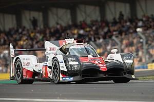 Le Mans Practice report Le Mans 24 Jam: Nakajima dan Toyota tercepat di warm-up
