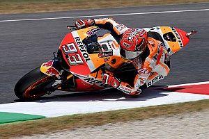 【MotoGP】マルケス「ムジェロで6位以上は無理だった」