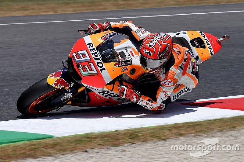 "Marquez couldn't do better than ""bad"" sixth at Mugello"