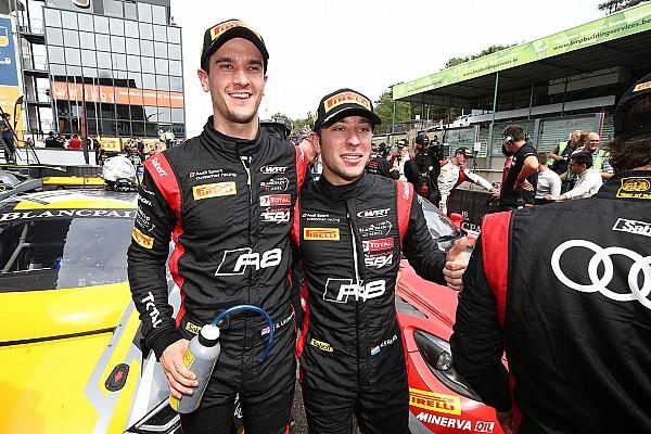 Blancpain Sprint Репортаж з гонки Фрейнс і Леонард вибороли титул у Blancpain Sprint