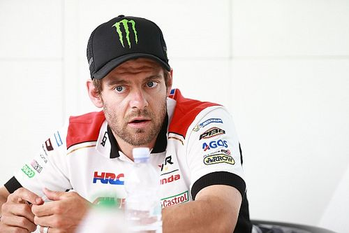 Crutchlow reveals factory options for 2018