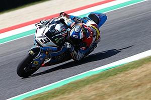 Moto2 Verslag vrije training Warm-up Mugello: Marquez voor Nakagami en Morbidelli