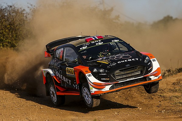 Ostberg could keep private Ford as