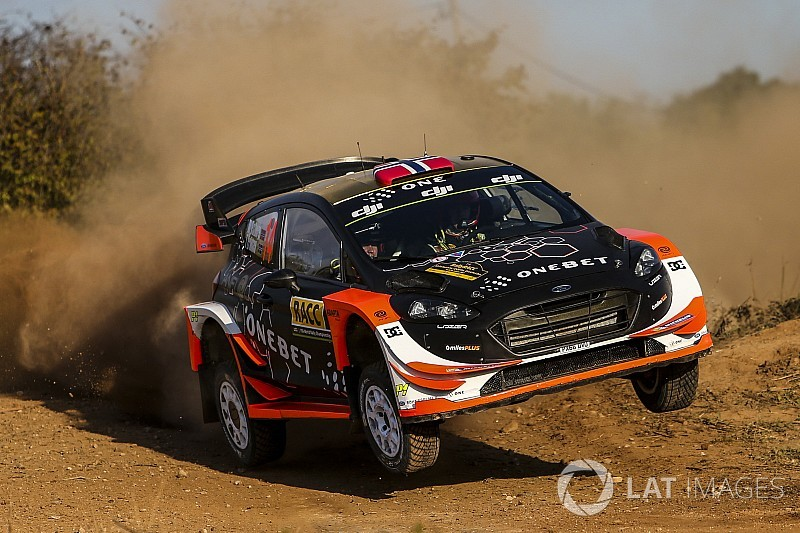 """Ostberg could keep private Ford as """"back-up"""" in 2018"""