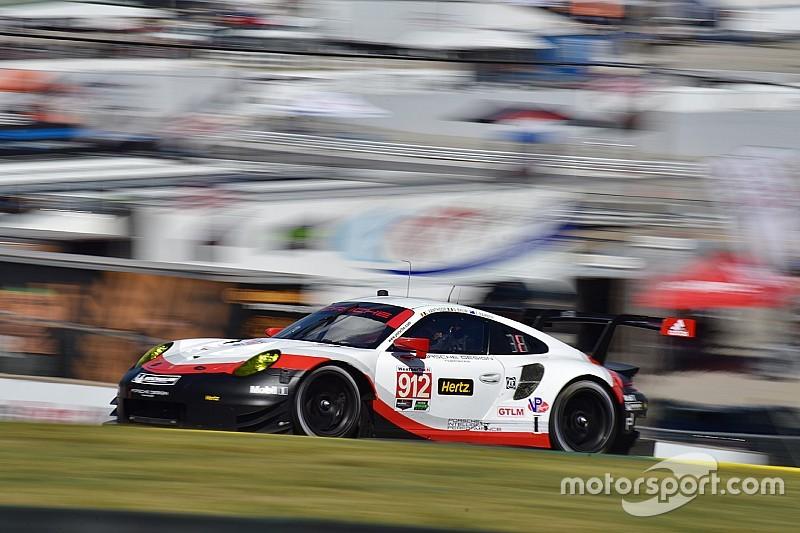 Bruni vuelve al WEC en el equipo Porsche en GTE Pro