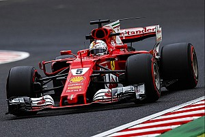 Formula 1 Commento Ferrari: Vettel mette paura alla Mercedes di Hamilton che si sente rinata