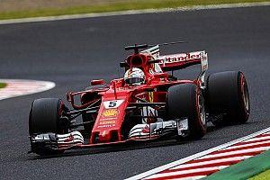 "Ferrari wittert ""gute Chance"" nach Training in Suzuka"