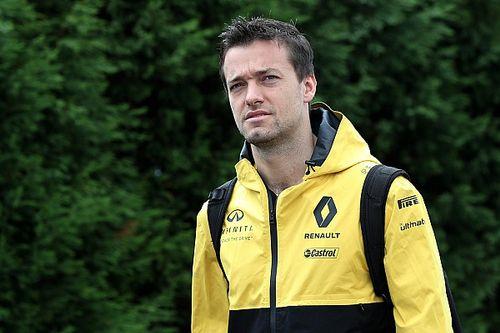 Palmer anuncia que deja Renault tras Japón
