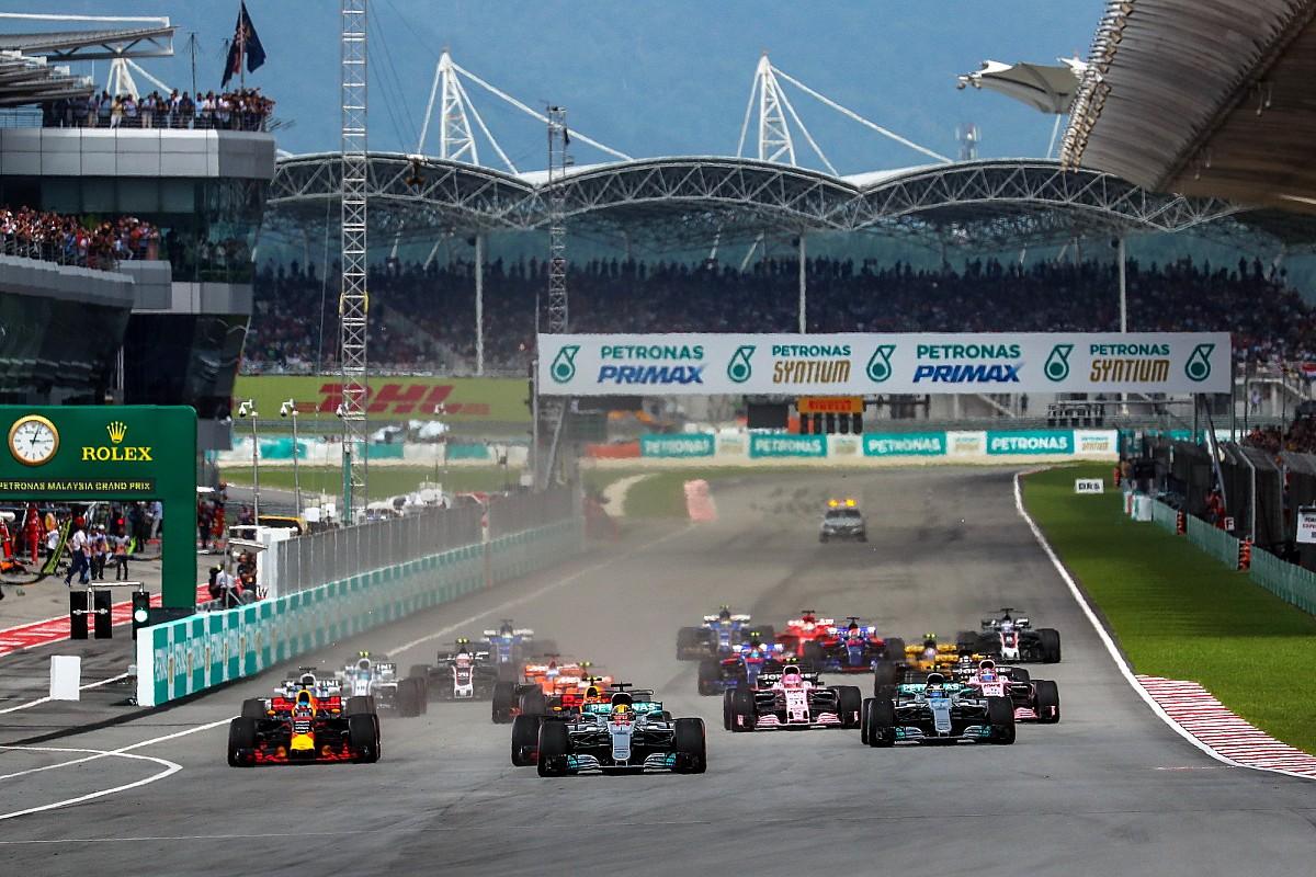 Malajzia nem zárja ki a visszatérését a Forma-1-es versenynaptárba