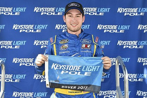 BKR Take on Trucks: Chase Briscoe takes unique approach to learning