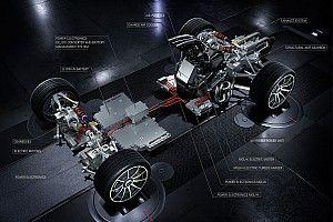"""الكشف رسميًا عن التفاصيل التقنية المذهلة لسيارة """"بروجكت 1"""" الخارقة من مرسيدس"""