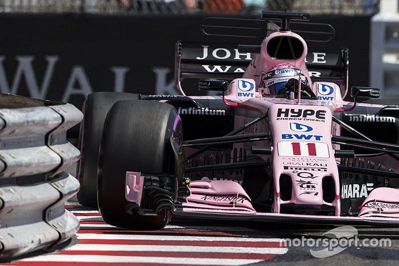 """Meski gagal raih poin, Force India: """"Hasil Monako tidak terlalu jelek"""""""
