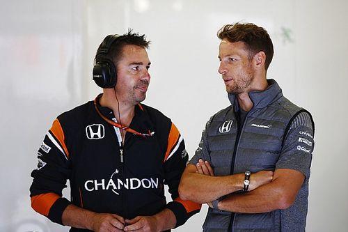 Button regresará de tiempo completo al deporte motor