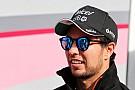 F1 Pérez espera que los equipos grandes le tengan en cuenta