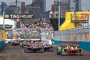 フォーミュラE 速報ニュース 【FE】フォーミュラEのサポートレースに電気ツーリングカー開催案浮上