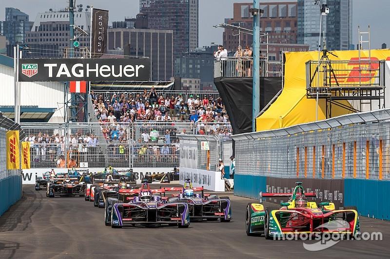 【FE】フォーミュラEのサポートレースに電気ツーリングカー開催案浮上