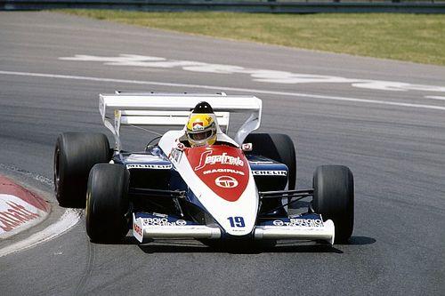 Fittipaldi i Massa w samochodach Senny