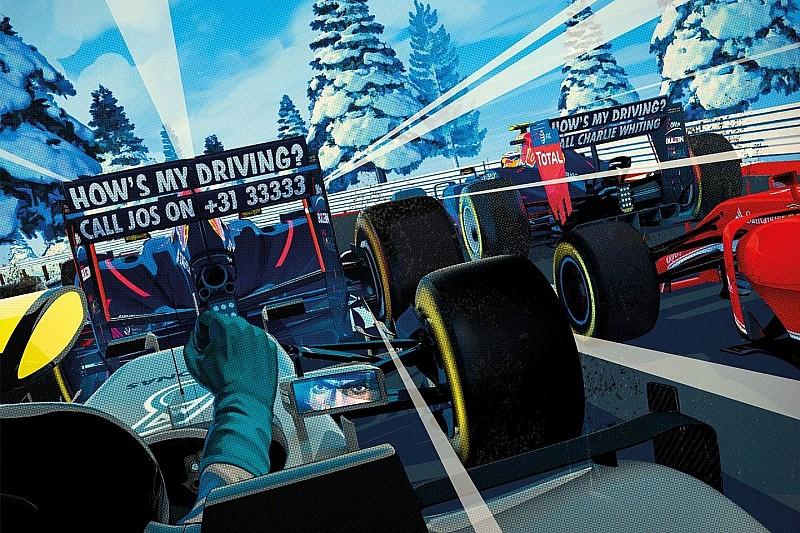 La carte de vœux toujours piquante de Red Bull !