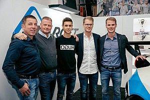 Grande occasione per Lautenschlager: guiderà l'Audi della Target